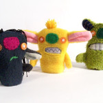Monster Finger Puppet Giveaway