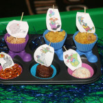 Make your own Food Picks and Muffin Tin Monday Circus