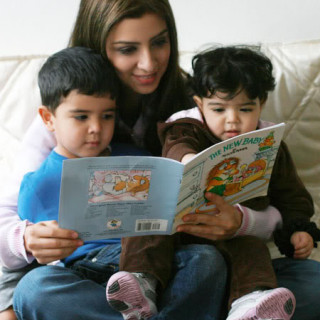 Why is it important to read to yourchild?