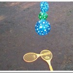 Toddler Racket Ball
