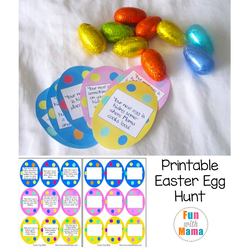 I Hope You Enjoyed These Easter Egg Hunt Ideas