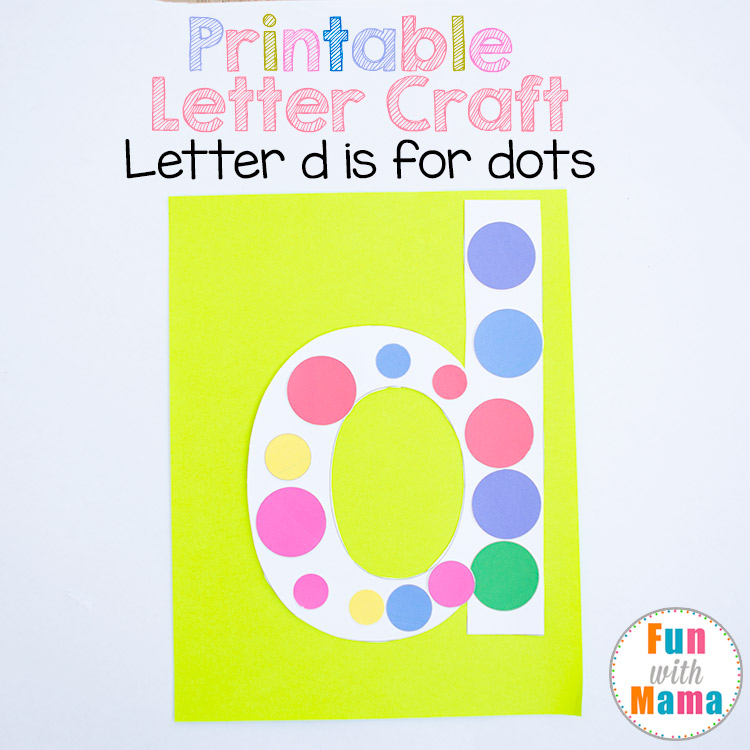 letter-d-is-for-dots