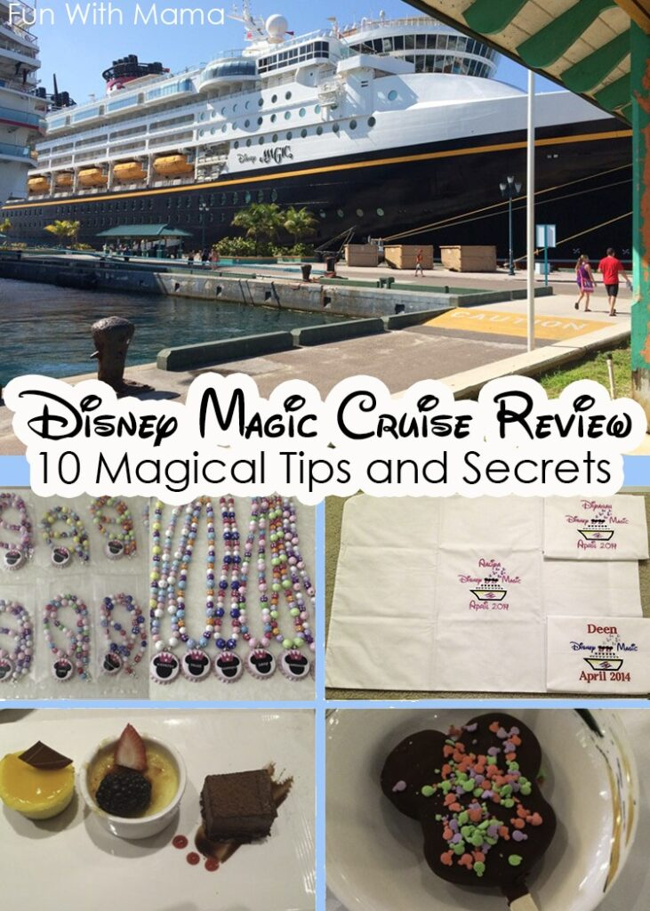 Disney Cruise Line Magic Ship Review With 10 Magical Tips And Secrets To Make Your Family