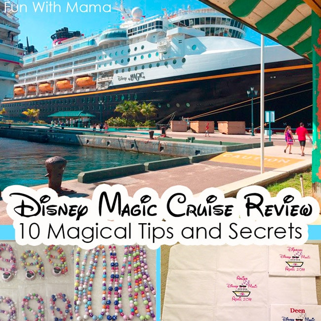 Magical Disney Cruise Tips Secrets And A Review Fun With Mama - Disney magic cruise ship