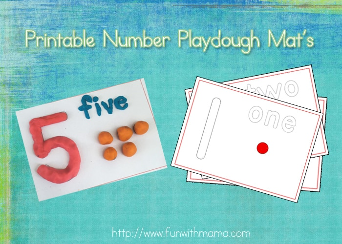 Printable Kids And Toddler Activities Fun With Mama