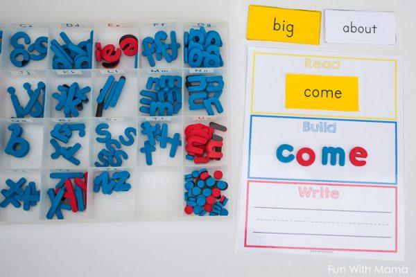read build write mats