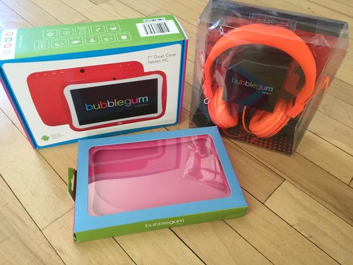 bubblegum tablet review