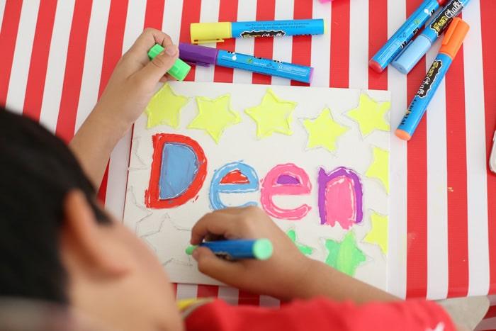fun-chalk-canvas-name-heart-kids-activity-5