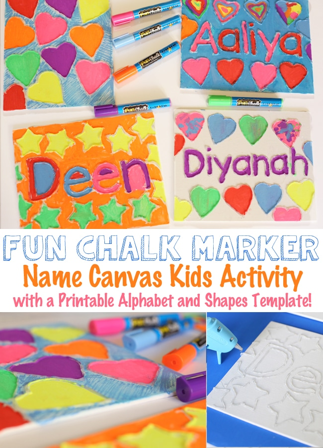 name-craft-for-kids