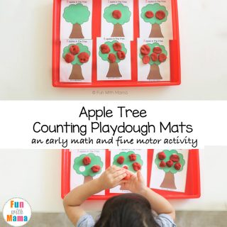 apple tree activities for preschool