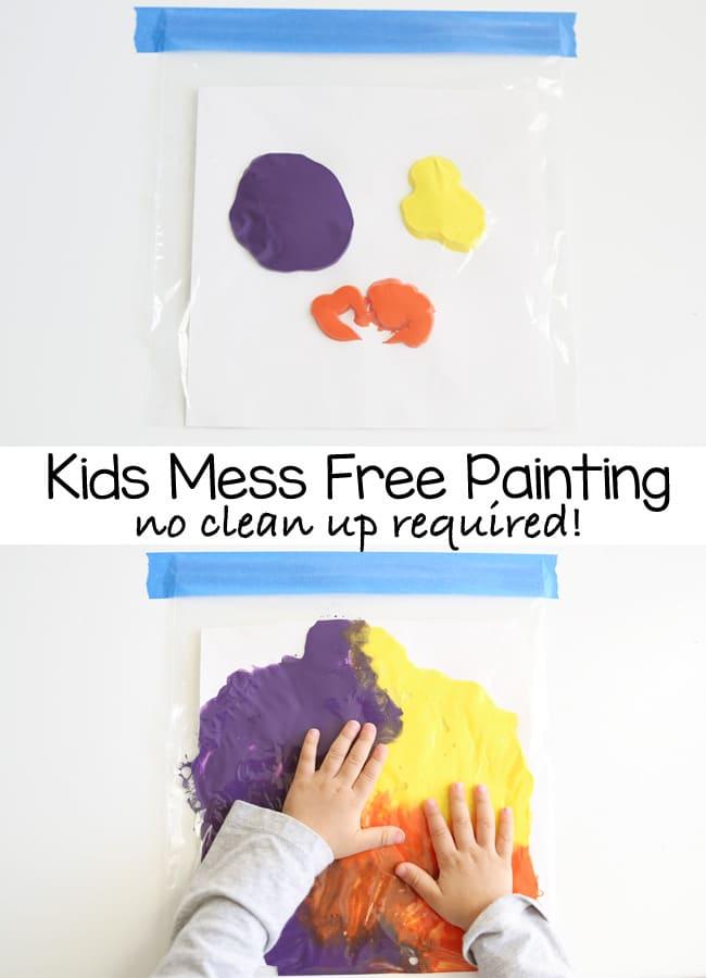 kidss-mess-free-painting-toddler