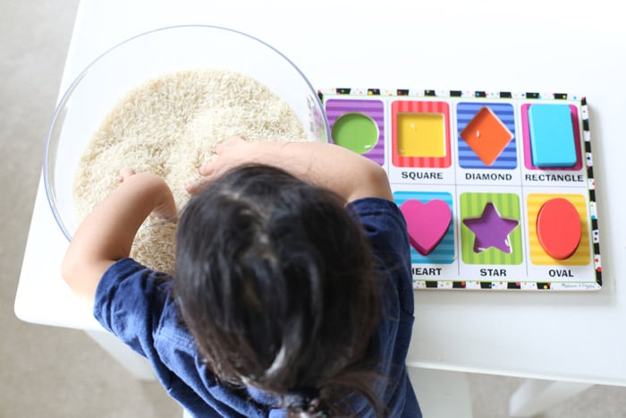 toddler colors and shapes activities