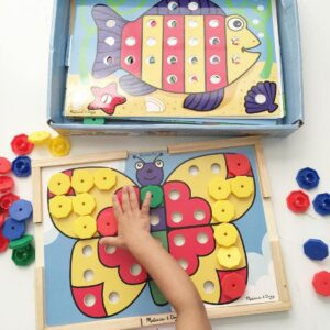 Melissa and Doug Sort and Snap Review