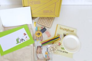 what is inside koala crate monthly subscription box