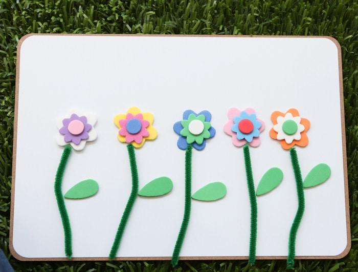 spring-flower-kids-activity