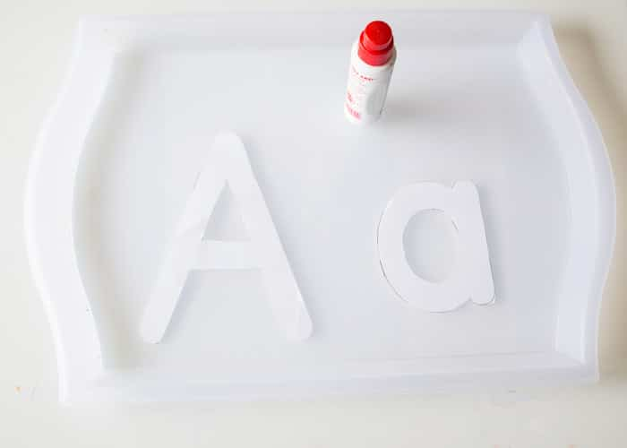 dot-painting-letter-a