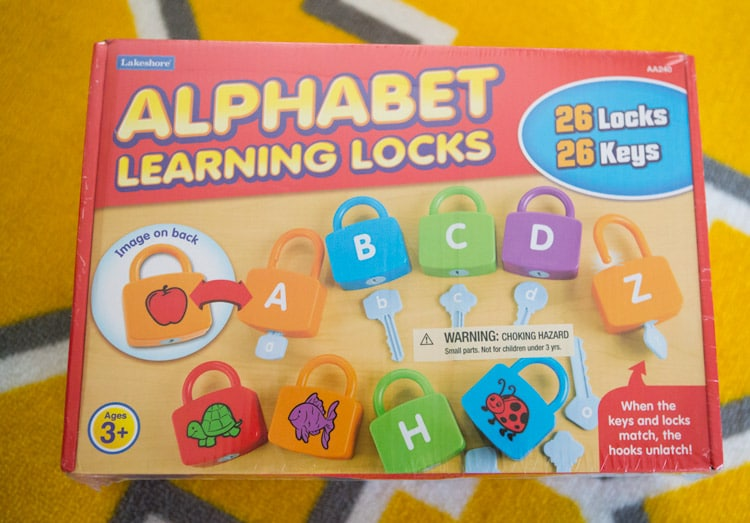 alphabet-locks