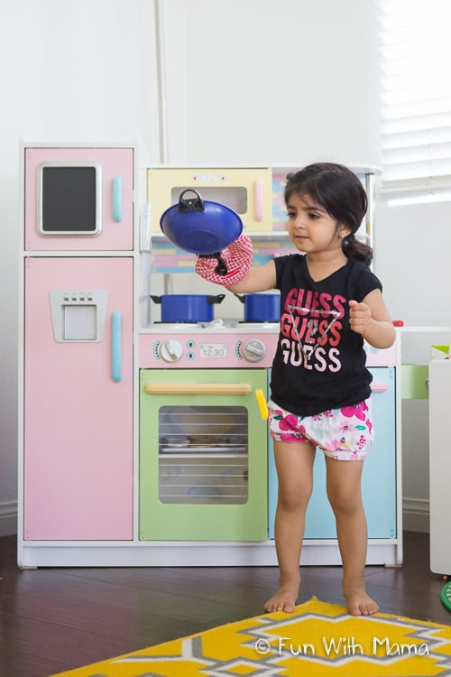 kidkraft play kitchen review