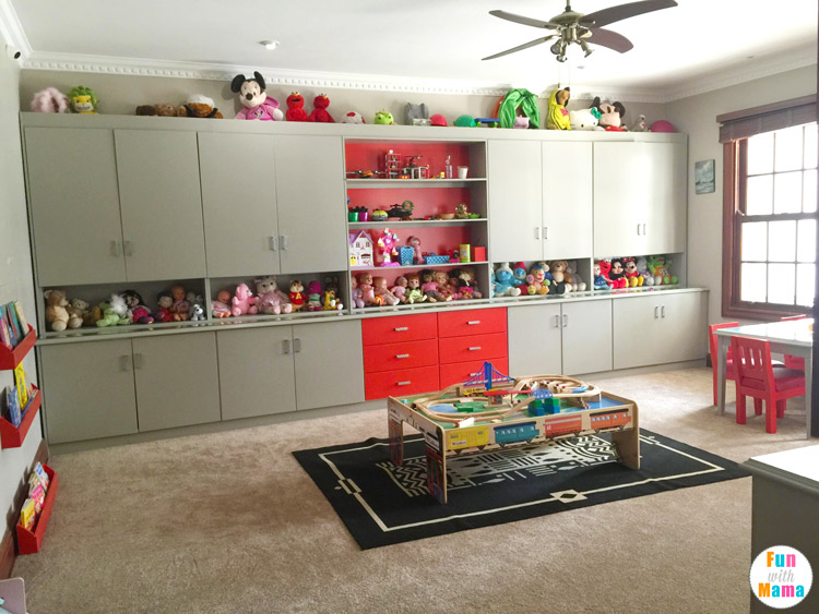 Charmant Toy Room