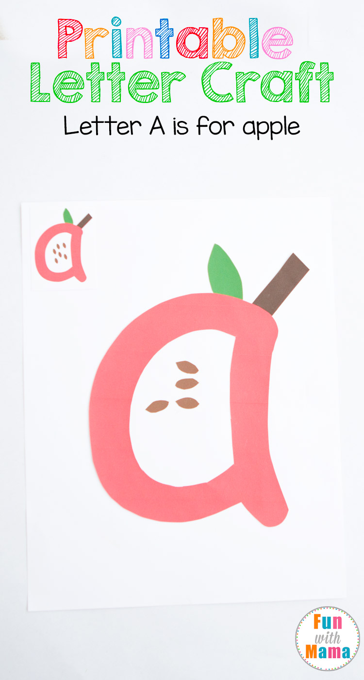 letter-a-for-apple