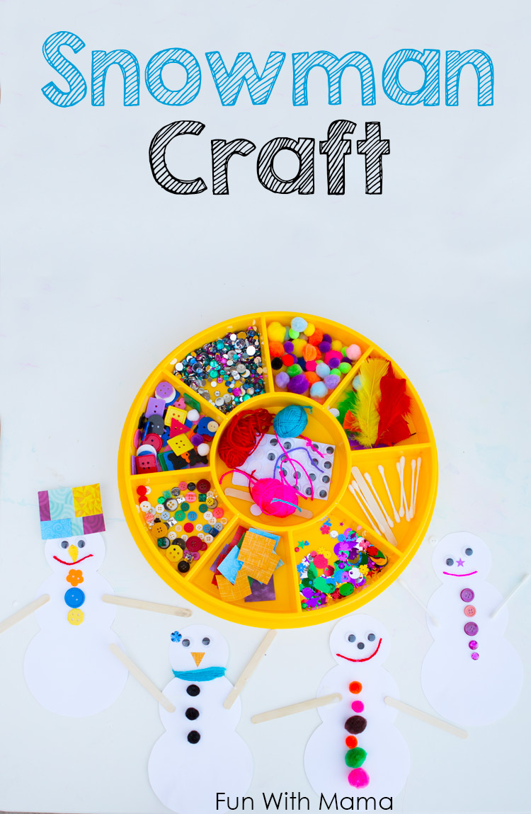 printable-snowman-craft