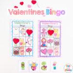 Printable Valentine's Bingo Game