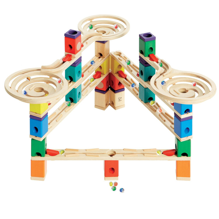 hape marble run review