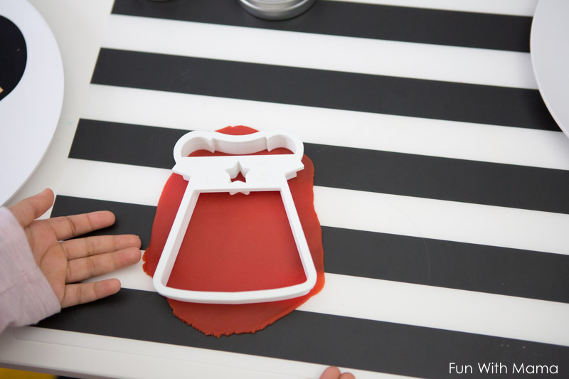 playdough activities for early years