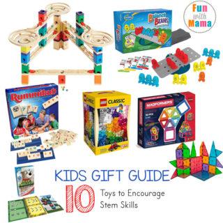 STEM Kids Gift Guide