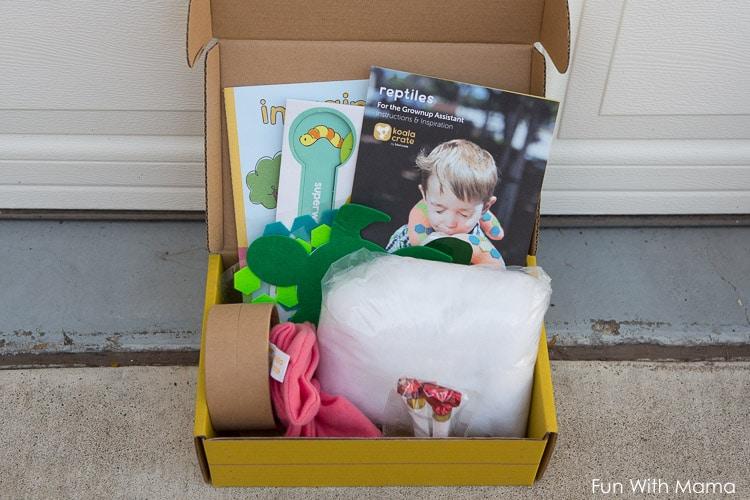 Kiwico box
