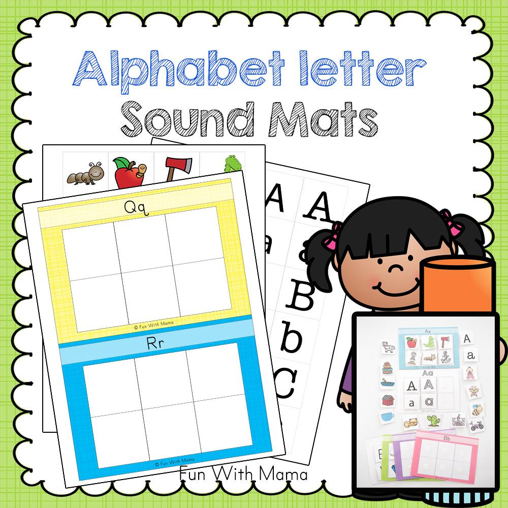 Sounds Like Fun Alphabet Card Download