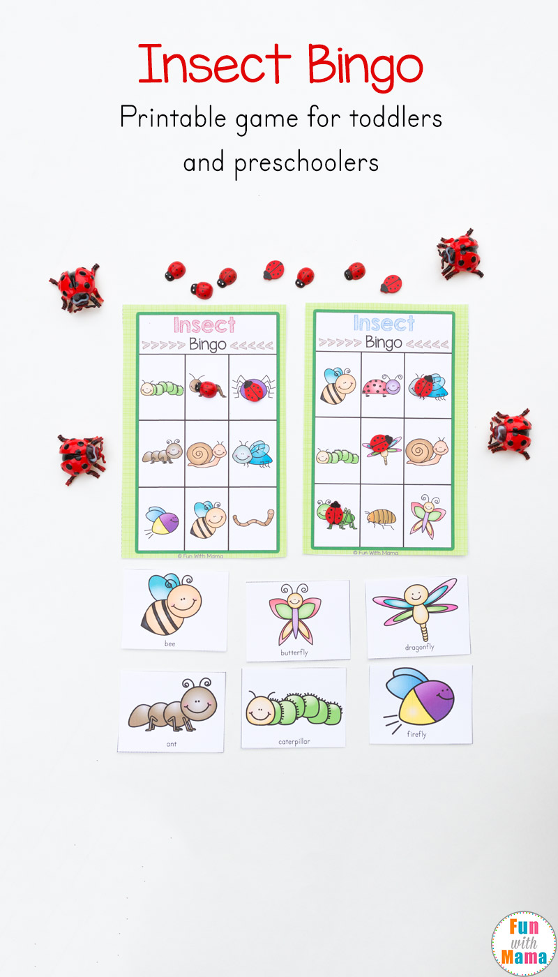Insect Crafts For Elementary Students