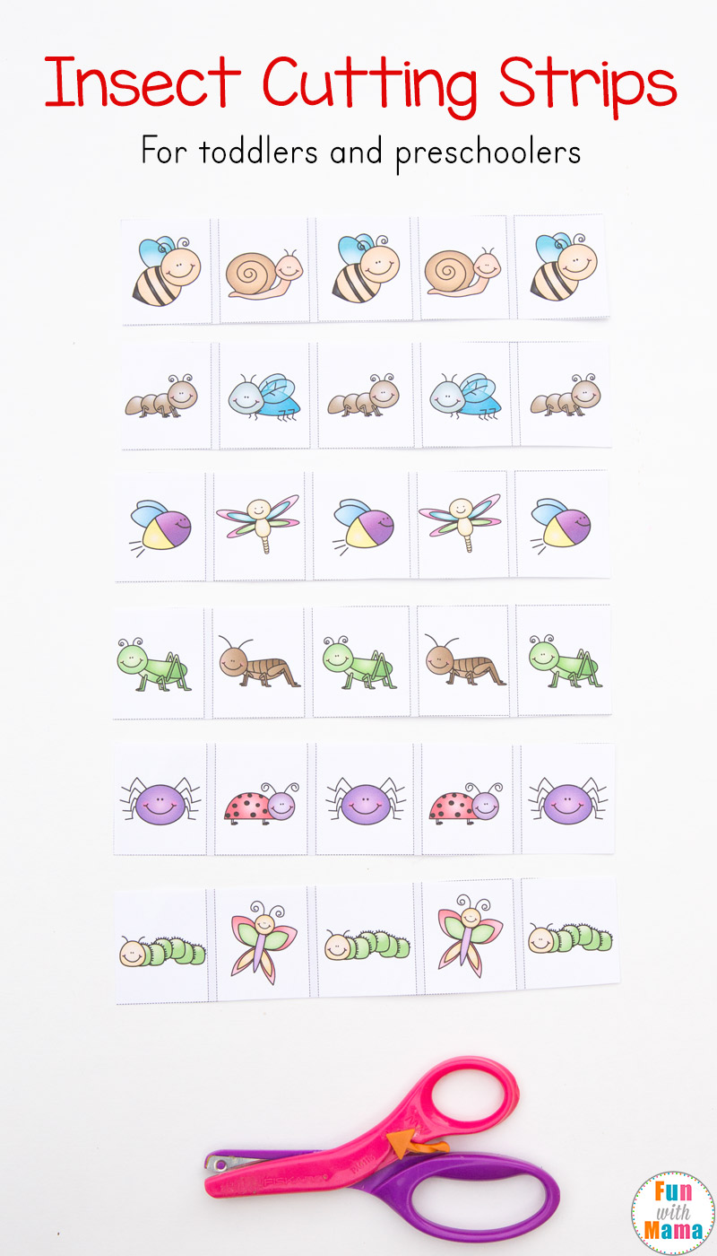 Insect puzzles for kids 33