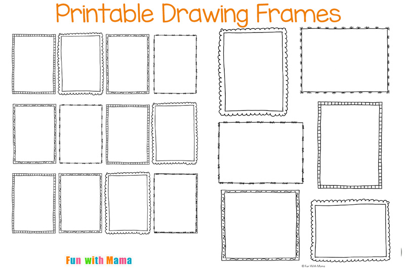 drawing frames