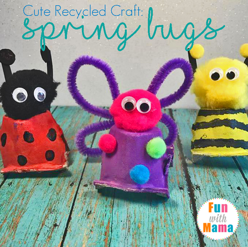 spring crafts for preschoolers