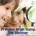 Easy Ways To Prevent Summer Brain Drain