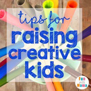 17 Ways To Raise A Creative Child