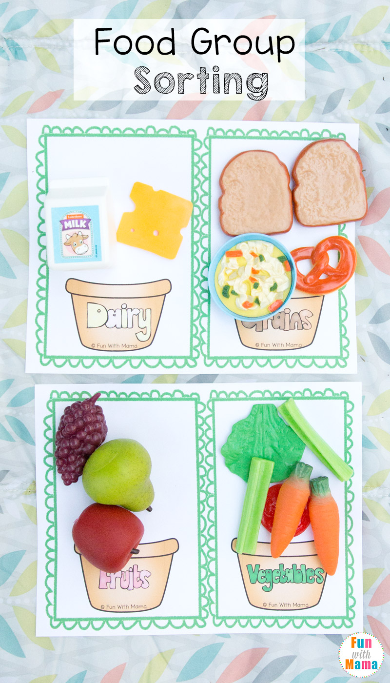 Picnic Pretend Play for Preschoolers - Fun with Mama