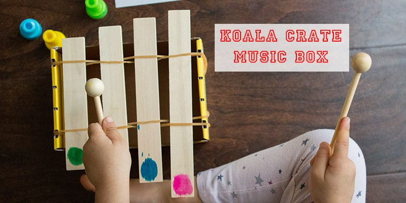 Koala Crate March 2017 Review + Promo Music