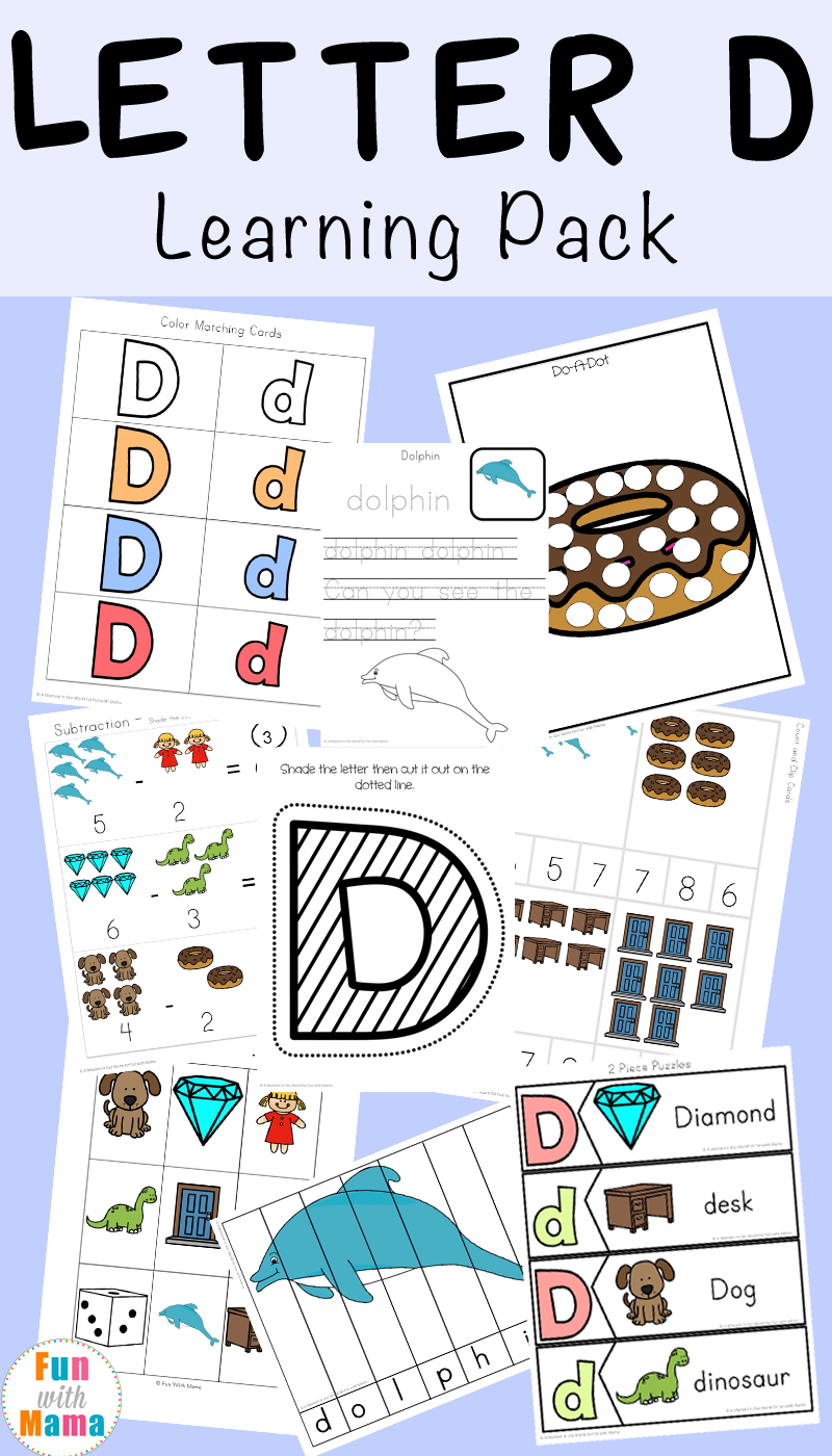 Letter and Alphabet Activities at EnchantedLearning.com