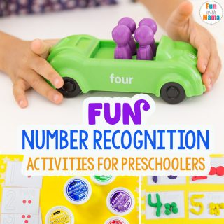 Fun Number Recognition Activities For Preschoolers