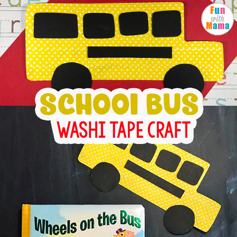 Transportation Theme Preschool Activities - Fun with Mama
