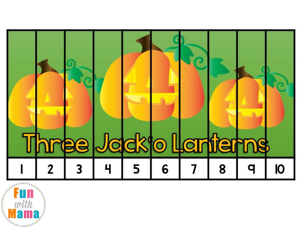 halloween puzzles to print