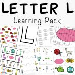 Free printable letter l activities, worksheets, crafts and learning pack.