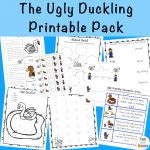 The Ugly Duckling Printables Pack