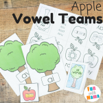 Learning to Read with Apple Vowel Teams
