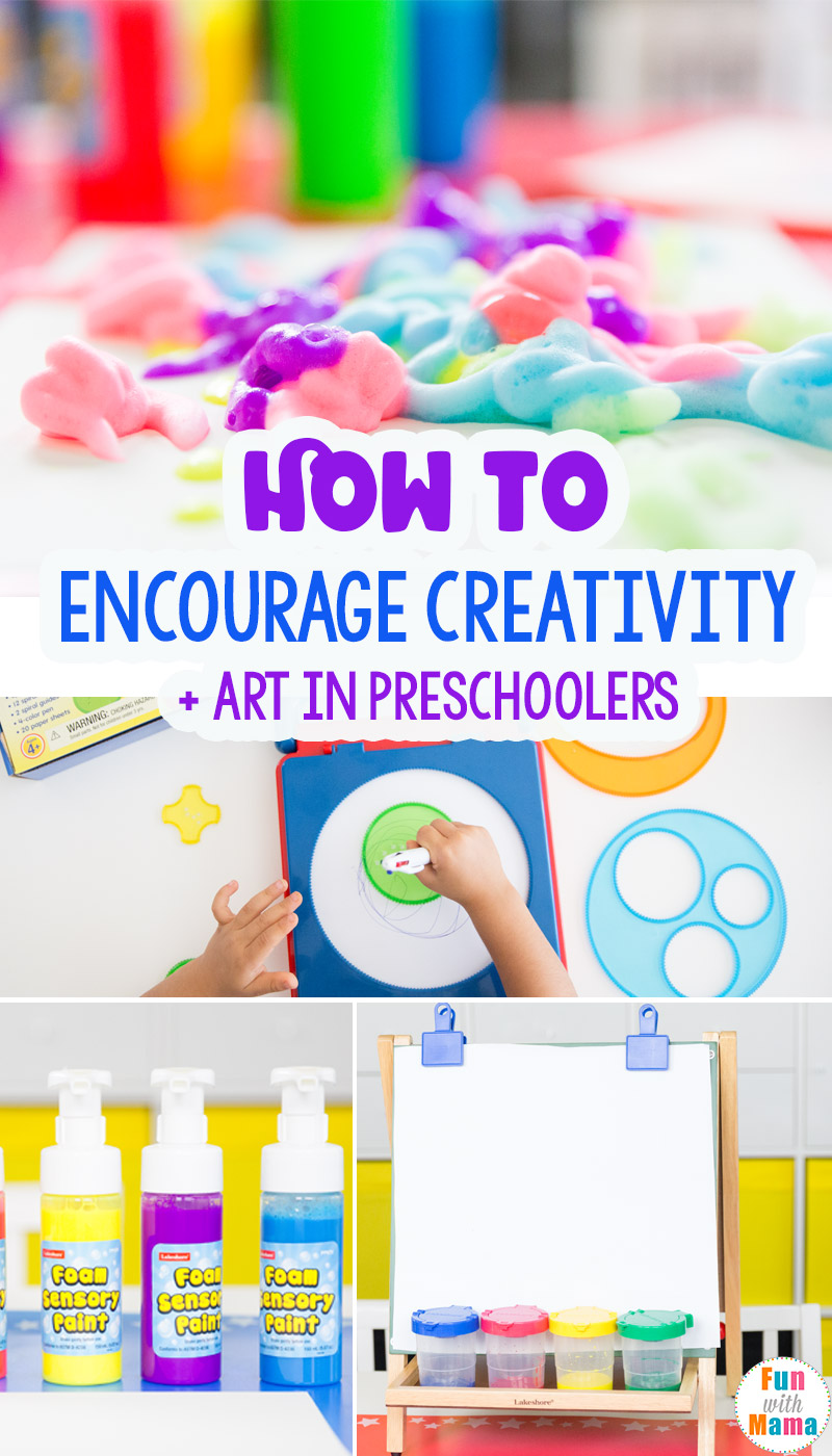 How to Develop Creativity in Preschool forecasting