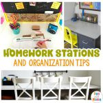 The Best Homework Stations and Tips!