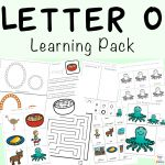 Letter O Worksheets and Activities Pack