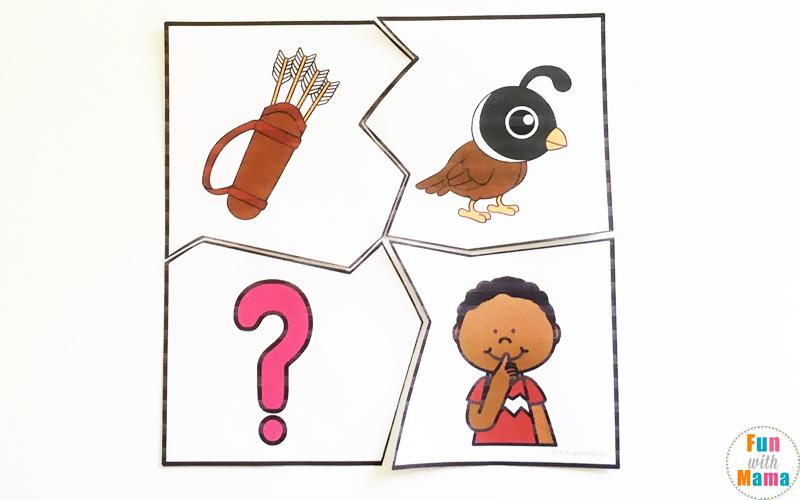 Scissor Practice Activities For Kids - Letter Q